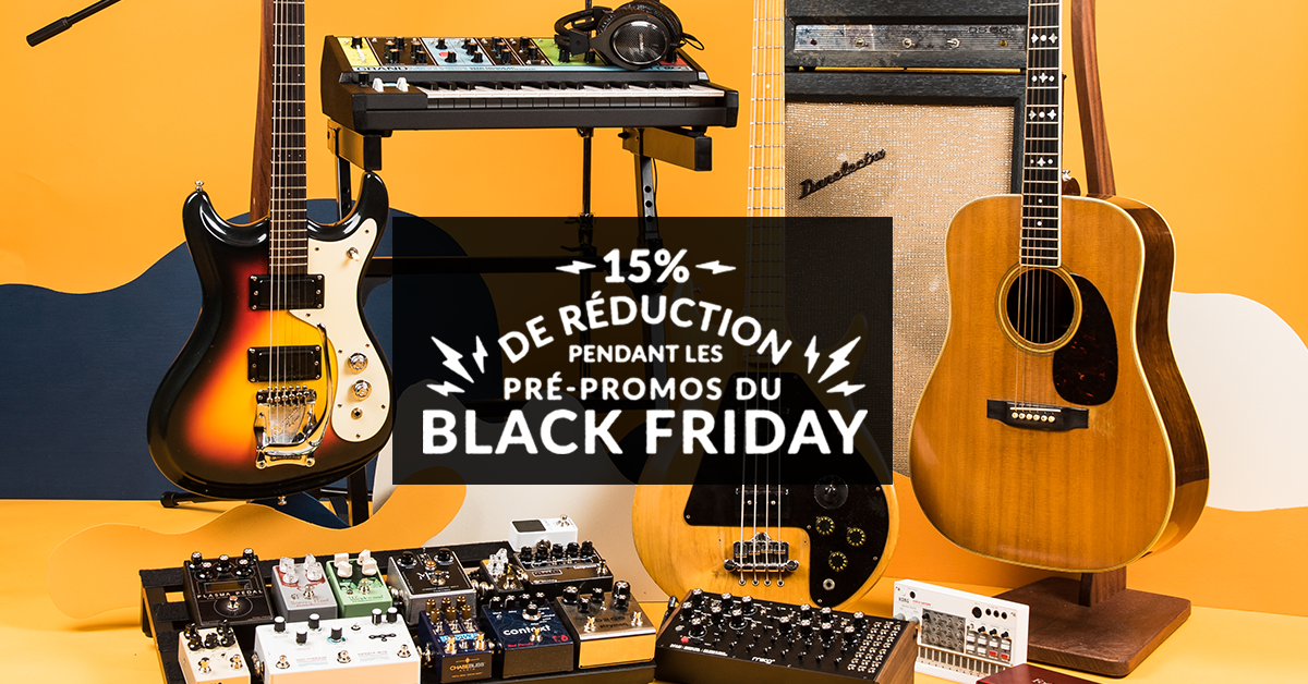Reverb Black Friday