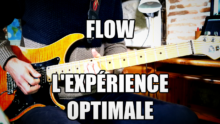 Flow l'expérience optimale à la guitare